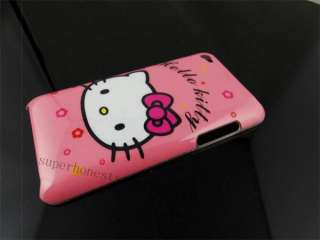 3X Hello kitty Hard Case for iPod touch 4G 4th 4 Gen H1