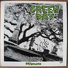 Billie Joe Armstrong signed Green Day Album Cover 39/Smooth PSA/DNA