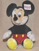 Mickey Mouse Set of 3 Plush 22 14 10 EUC