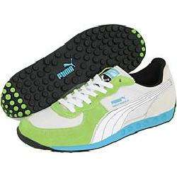 Easy Rider III Grey/ Green/ Blue/ White Athletic Shoes