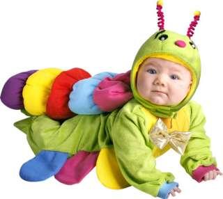 Babys Caterpillar Halloween Costume Outfit 12 Mo