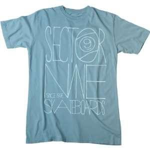 Sector 9 Flip Mens Short Sleeve Casual Wear T Shirt/Tee w
