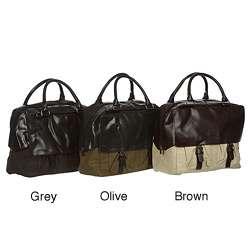 Ben Sherman Hunt Weekender Bag  Overstock