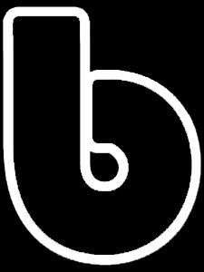 25 inches Birdhouse 6 B Skateboard Logo Decal/Sticker