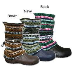 Muk Luks Womens ComforTemp Puddle Boots