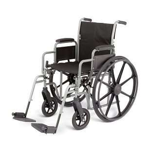 Wheelchair, Excel K3 Basic, 16, Dla, S/ A 1/Ea