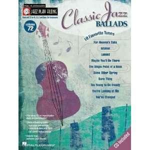 Classic Jazz Ballads 10 Favorite Tunes [With CD][ CLASSIC JAZZ
