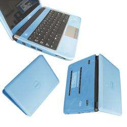 Blue Dell Inspiron Mini 9 Laptop Silicone Skin Case