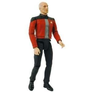 Action Figure Captain Jean Luc Picard (Captains Jacket) Toys & Games