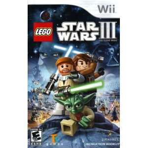 Lego Star Wars III   The Clone Wars Wii Instruction