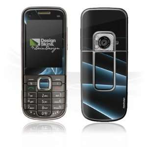 Design Skins for Nokia 6720 Classic   Blue Fog Design