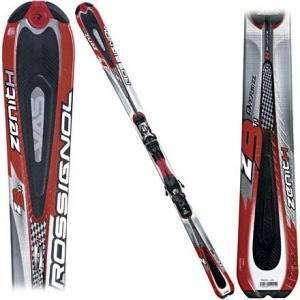 Rossignol Zenith Z9 TPI Alpine Ski with Rossignol Axial