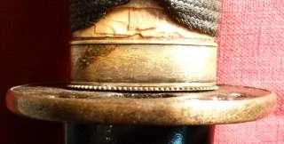 Japanese Samurai Sword Koto Katana cut down Tachi