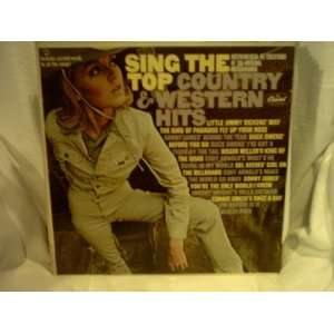 Sing The Top Country & Western Hits: Orchestral renditions