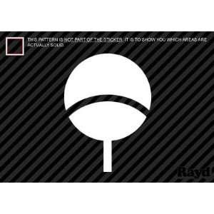 (2x) Sasuke Uchiha Symbol   Naruto   Sticker   Decal   Die