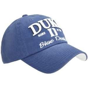 Duke Blue Devils Batters Up Hat, Royal, One Fit Sports