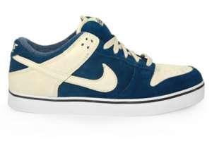 Mens Nike Dunk SE Mid Navy Blue Birch White 407609 402 [LP]