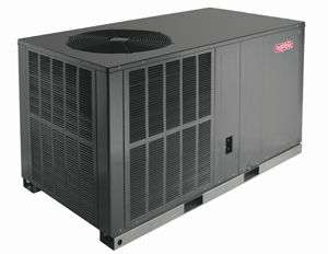 Ton Goodman 14.2 SEER R 410A Heat Pump Package Unit