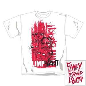 Atmosphere   Limp Bizkit T Shirt Family (L) Toys & Games