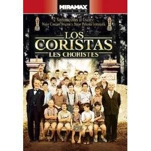 Les Choristes (Los Coristas) [NTSC/Region 1&4 dvd. Import