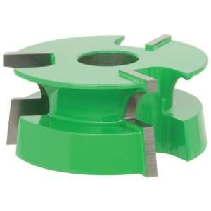 C2102 Shaper Cutter   Door Lip (Counter Clockwise Rotation), 3/4 Bore