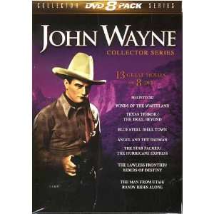 Wayne Collector Series   13 Great Movies on 8 DVDs John Wayne Movies