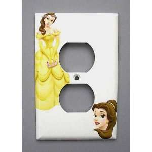 Disney Princess Beauty and the Beast Belle OUTLET Switch