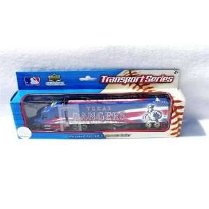 TEXAS RANGERS MLB 2008 Semi Diecast Tractor Trailer Truck