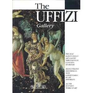 The Uffizi Gallery (Masterworks of Art) (9788880293736