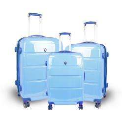 Vanesta 3 piece Polycarbonate Spinner Luggage Set
