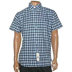 Polo Ralph Lauren Mens Heritage Blue Checked Shirt