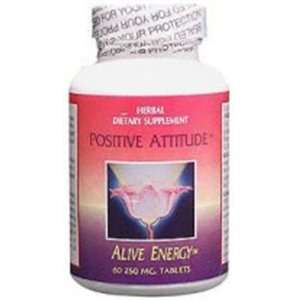 Positive Attitude 60T 60 Tablets