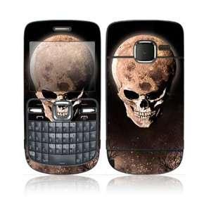 Nokia C3 00 Decal Skin   Bad Moon Rising