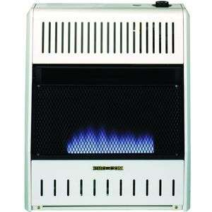 ProCom 20000 BTU Dual Fuel Vent Free Blue Flame Heater with Blower