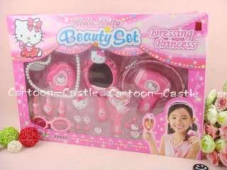 Hello Kitty Toy Girl Accessories w/ Music & Light