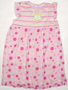 Sleep Dresses/Night Gowns Size 5/6*DISNEY*NICK & NORA*CARTER