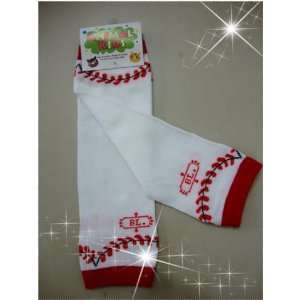 BASEBALL Baby Leggings/Leggies/Leg Warmers for Cloth Diapers   UNISEX