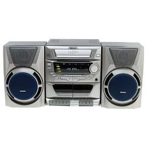 Fisher DCS C20 Compact Stereo System Electronics