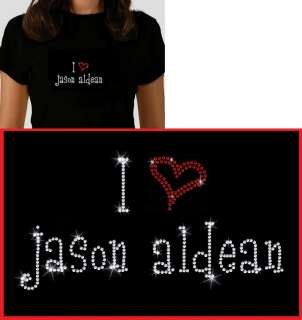 Jason Aldean Concert Rhinestone Hoodie Sweatshirt
