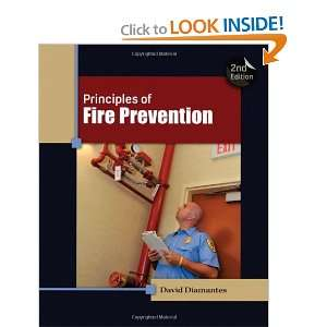 Principles of Fire Prevention (9781439057483) David