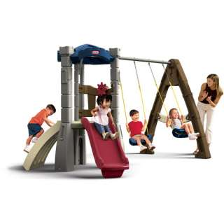 Little Tikes Endless Adventures out Swing Set