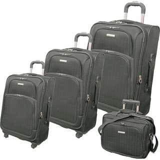 McBrine Luggage Vivanti 4 Piece Luggage Set Luggage