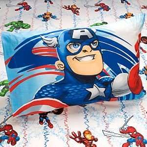 Disney Marvel Super Hero Squad Sheet Set