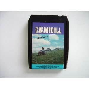 C.W. McCall (Black Bear Road) 8 Track Tape (Country Music