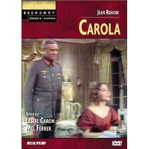 Carola (Broadway Theatre Archive): Michael Sacks, Leslie
