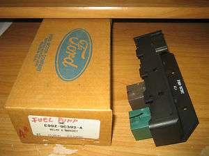 NOS 1986 1997 Ford Aerostar Fuel Pump Relay