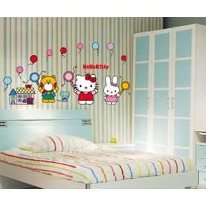 Hello Kitty Baby Nursery Kids Room Wall Sticker Decal (medium) Baby