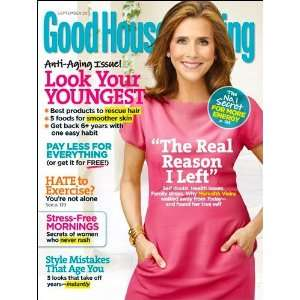 GOOD HOUSEKEEPING MAGAZINE SEPTEMBER 2011 (MAKEOVER MAGIC) Books
