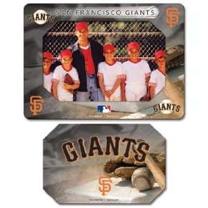 MLB San Francisco Giants Magnet   Die Cut Horizontal