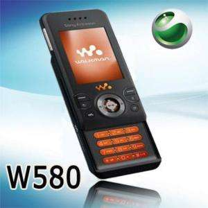 Unlocked Sony Ericsson W580 W580i Cell Phone Black  95673840305